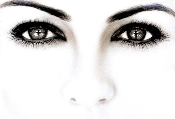 Gli occhi dell'anima femminile