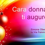 Auguri Simona Oberhammer - Cara donna ti auguro