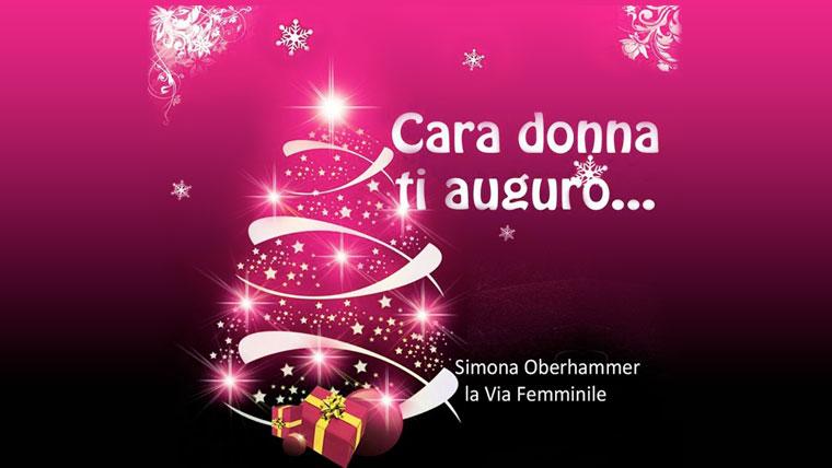 Auguri di Natale, Simona Oberhammer